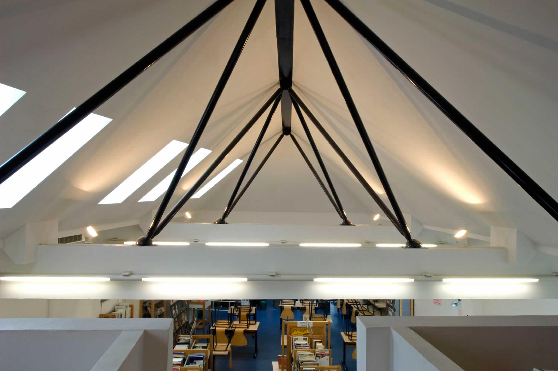 Cite scolaire Vauban - AMA Architectes