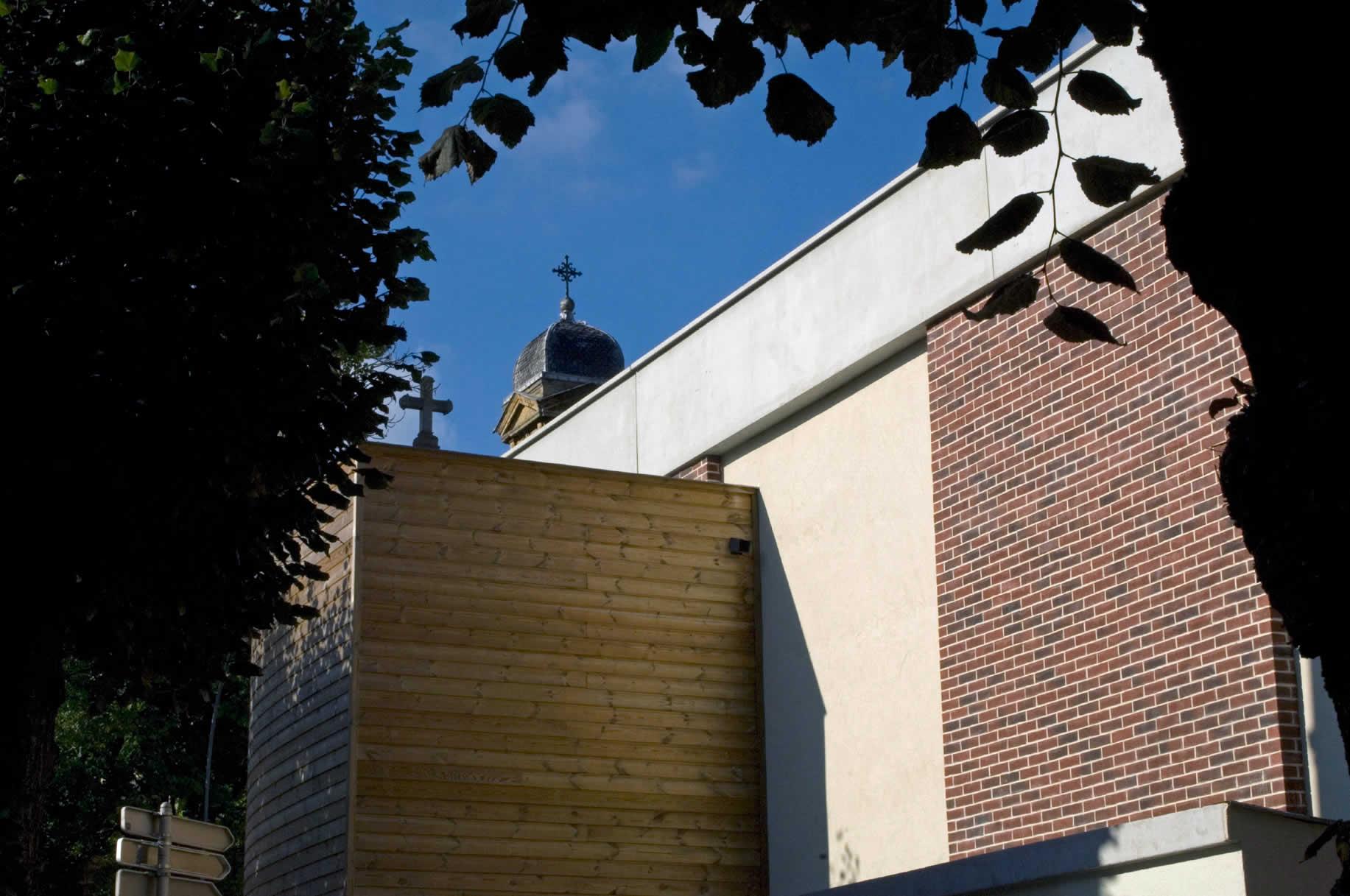 college jean mace - AMA Architectes