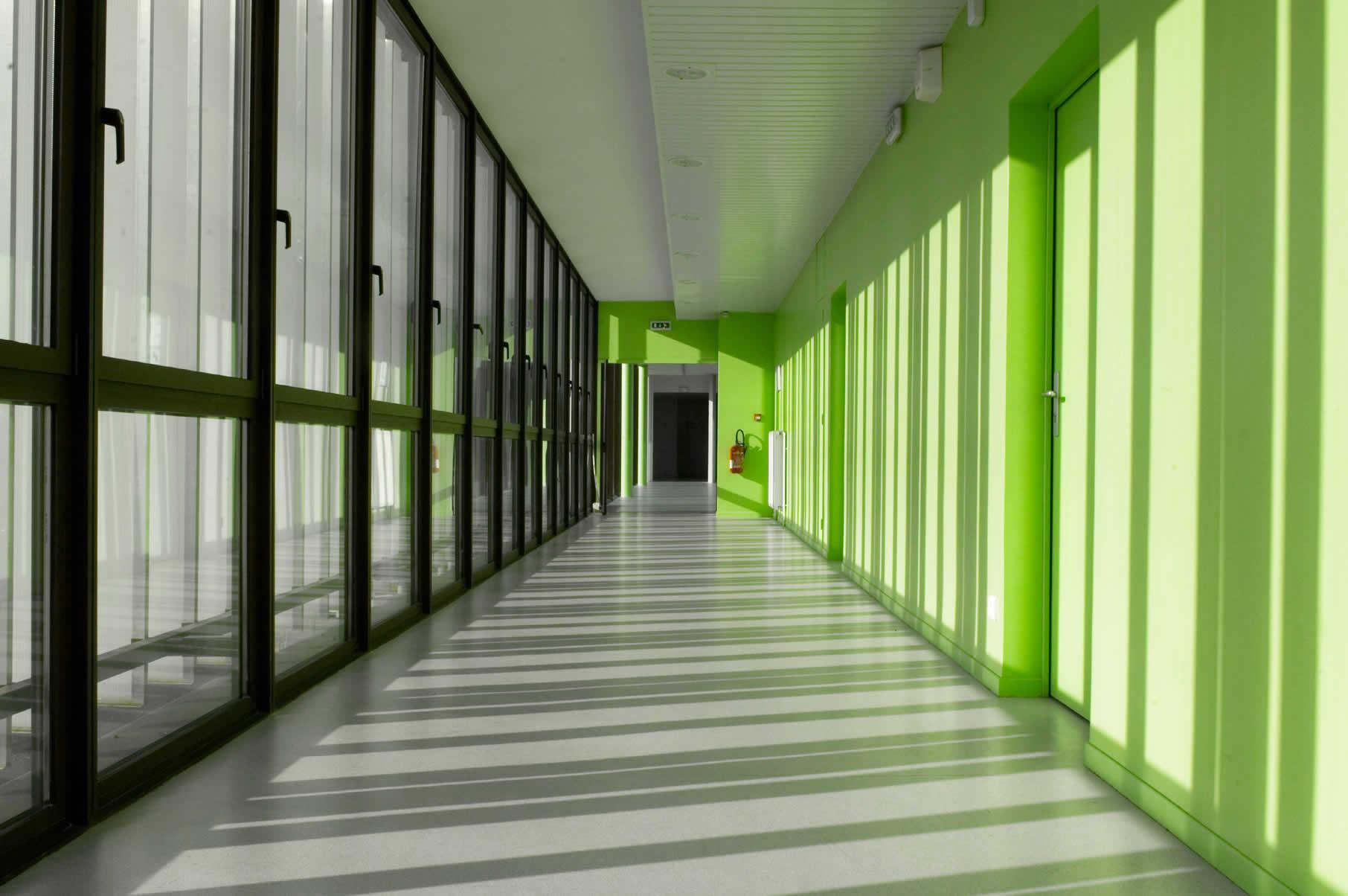 lycee sevigne - AMA Architectes