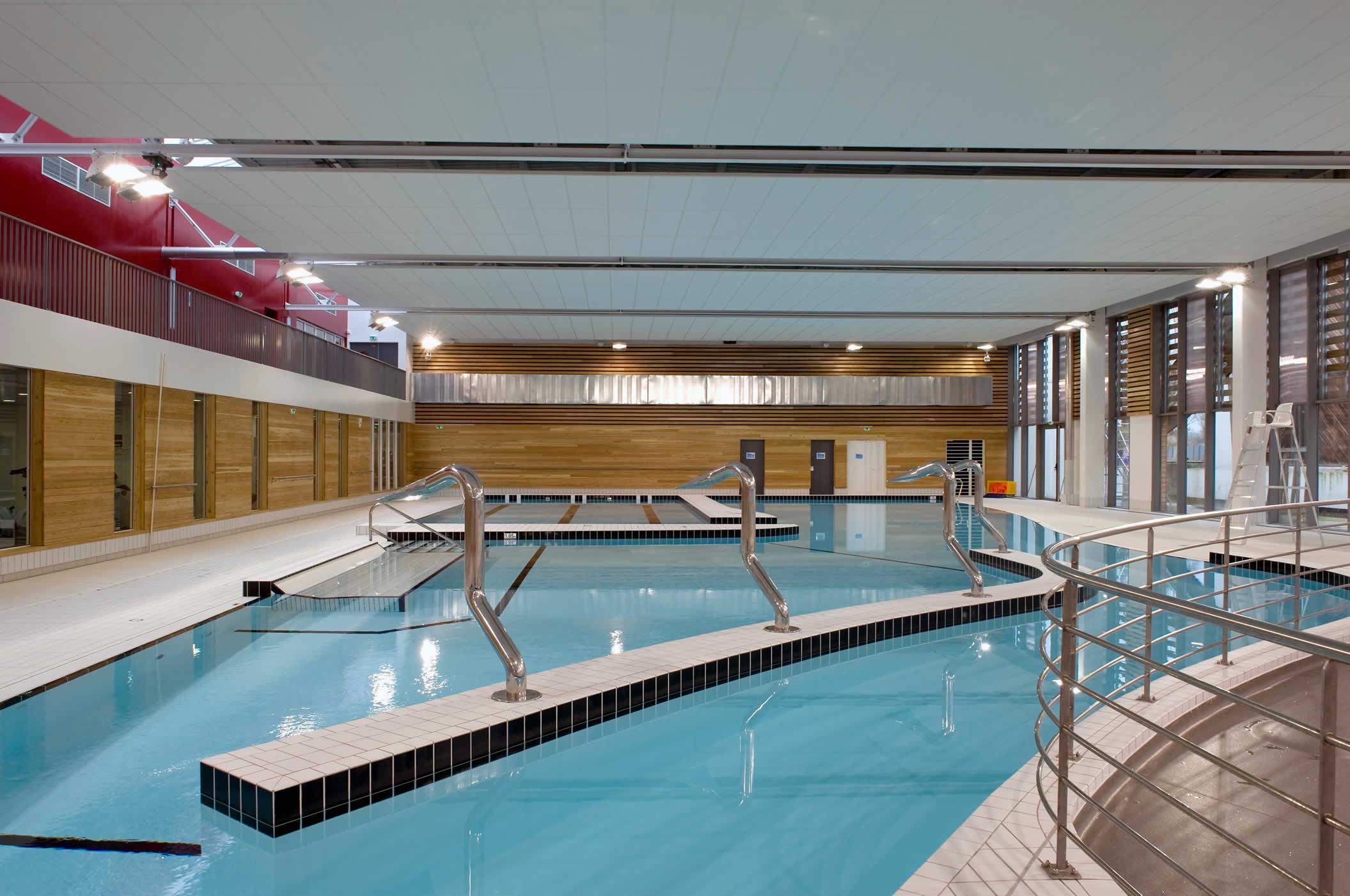 Centre aquatique du pays sedanais - AMA Architectes