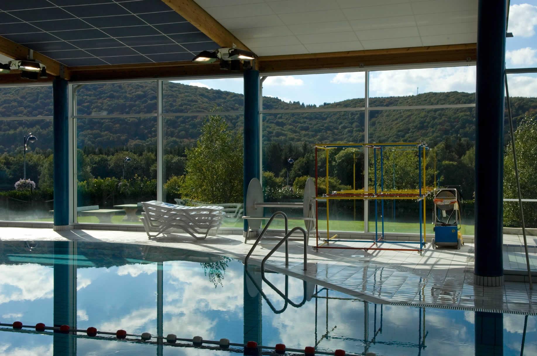 architecte sportif Piscine de Vireux Wallerand - AMA Architectes