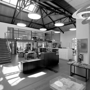 Accueil - Bureaux - AMA Architectes