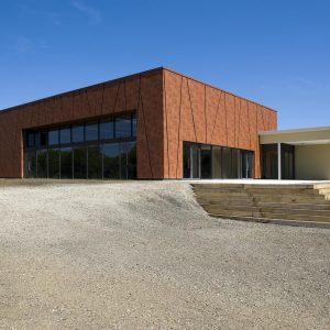 Salle polyvalente Sécheval - AMA Architectes